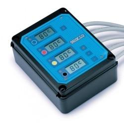 Control box voor digitale bandenwarmers