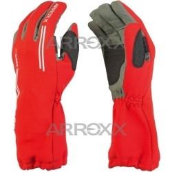 Xbase handschoenen ROOD