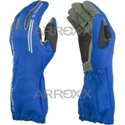 Xbase handschoenen BLAUW