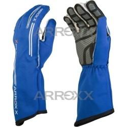 Xpro MonoColor handschoenen BLAUW