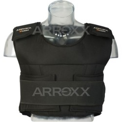 Xbase bodyprotector ZWART