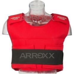 Xbase bodyprotector ROOD