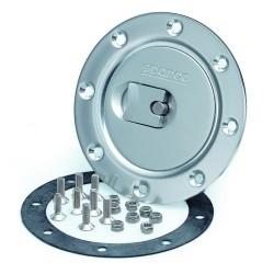 Tankdop aluminium zonder sleutel