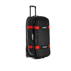 Sparco Tour trolley ZWART/ROOD