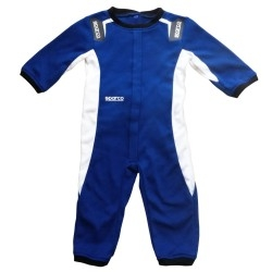 Sparco pyjama-overall voor baby's en peuters