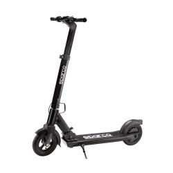 Sparco SEM 1 E-Scooter elektrische step ZWART