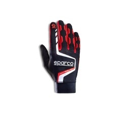 Sparco Hypergrip+ sim handschoenen ZWART/ROOD