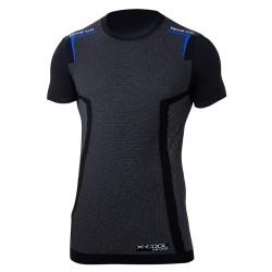 Sparco K-Carbon shirt korte mouwen